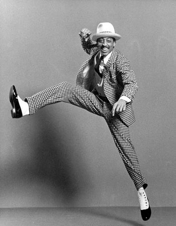 Gregory Hines There was a Yod configuration