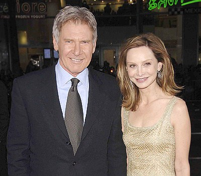 harrison ford and calista flockhart blue light lady. Cars Review. Best American Auto & Cars Review