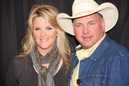 Relating to virgo blue light lady for Trisha yearwood and garth brooks wedding pictures