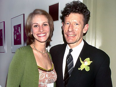 Odd couples. Julia-Roberts-and-Lyle-Lovett-one-year-divorce