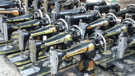 ancient-sewing-machines-for-sale--sanliurfa
