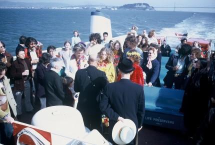 Ferry Boat Wedding
