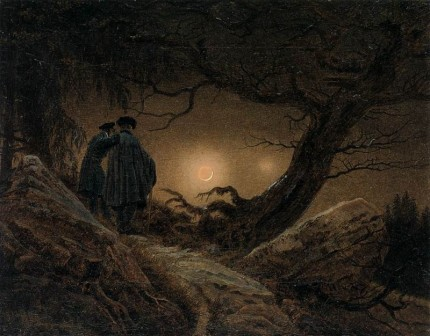 two_men_contemplating_the_moon_c_1819