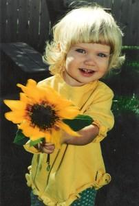 sunflower-child