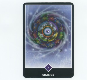 Osho Zen Tarot - Wheel of Fortune