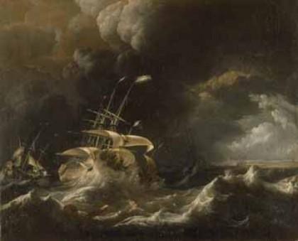 merchant-ships_bakhuizen