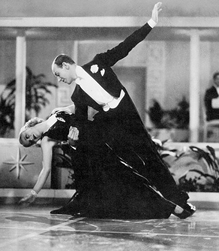 Fred Astaire & Ginger Rogers 2  — Blue Light Lady
