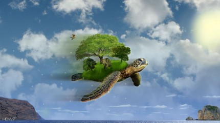 flying-turtle-ocean-sky-1920x1080